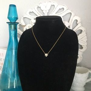 Kate Spade Bling Pendant Necklace